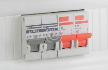 Distribution Electrical Panel
