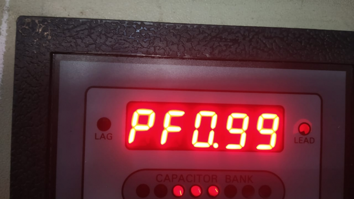 Repairing of Power Factor Panels & Reduce Electricity bill